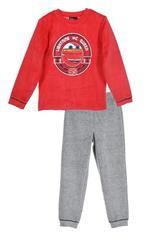 Package of 4 pieces. 98 cm - 128 cm. 1-1-1-1. Two-piece pajamas for the boy Disney Cars